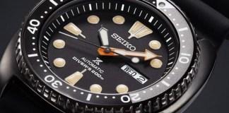 5 Seiko Turtle Re-Issue