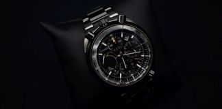 Citizen Promaster Dark Rider