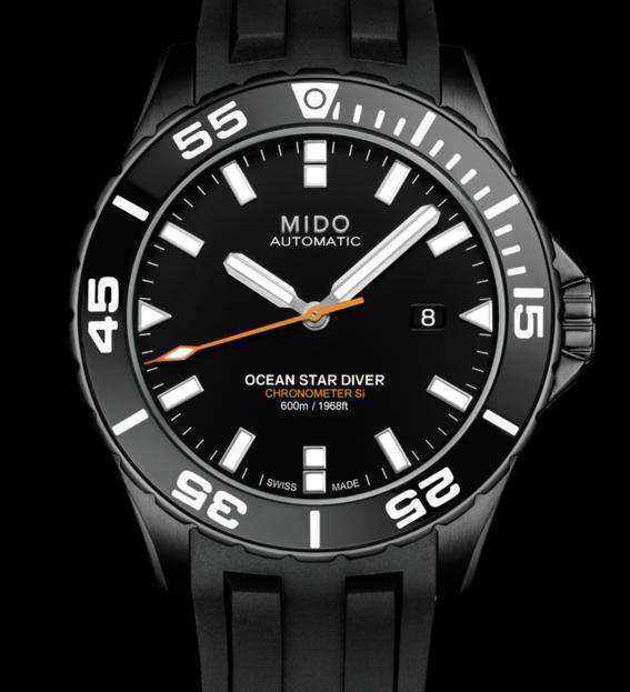 Mido Ocean Star Diver 600M