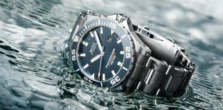 Chronometer and Mido Ocean Star Diver 600M