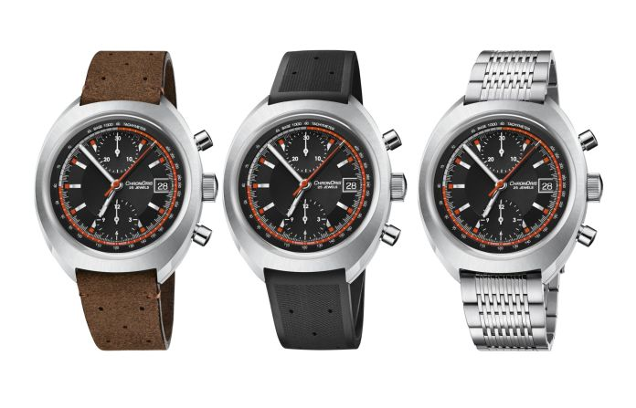 Oris Chronoris Limited Edition
