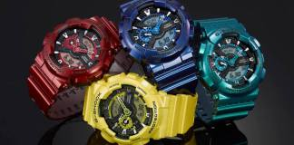Casio G-Shock GA-110 Series