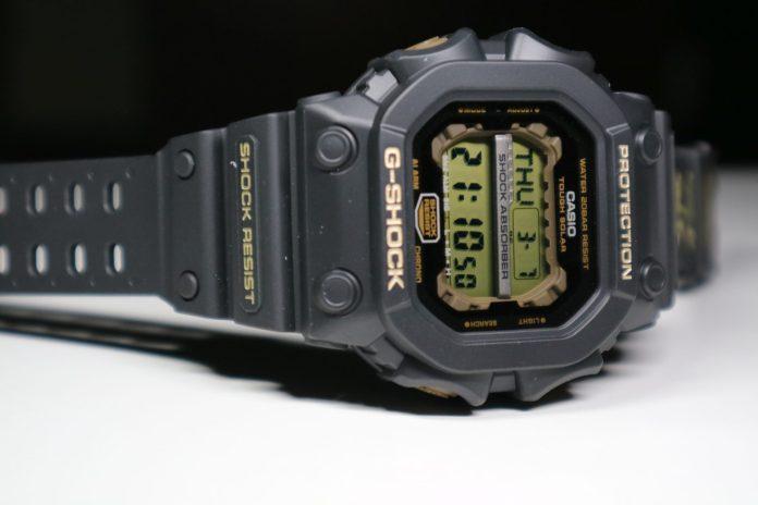 Casio G-Shock GX-56SLG-1ADR