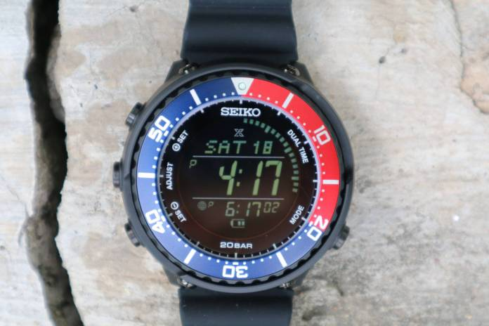 Seiko Prospex SBEP003