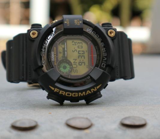 Casio G-Shock Frogman GF-8235D-1B