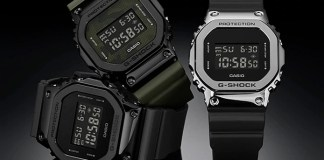 Casio G-Shock GM-5600