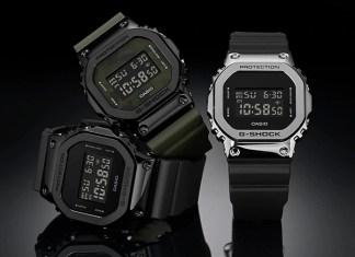 Casio G-Shock GM-5600