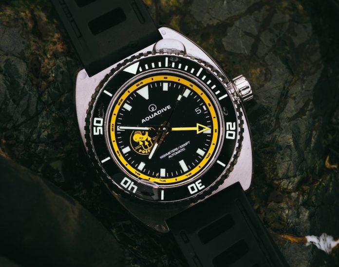 Aquadive Bathysphere GMT Poseidon Limited Edition Watch 11