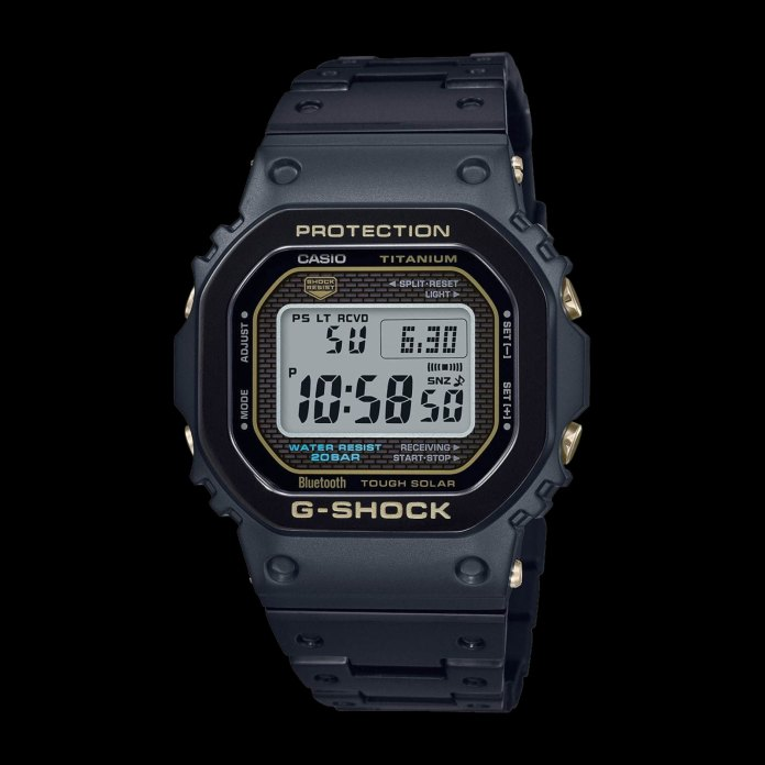 Casio G-Shock GMW-B5000TB-1