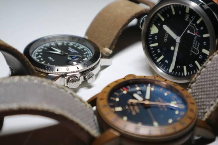 นาฬิกา GMT