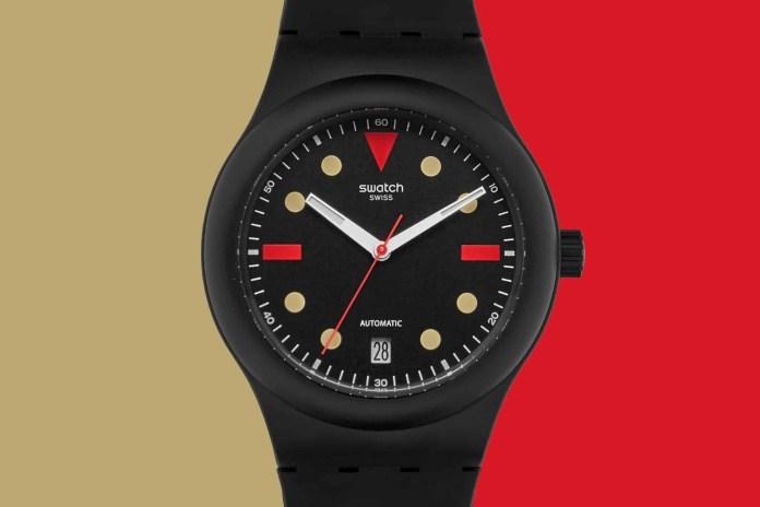 Swatch Sistem51 Hodinkee