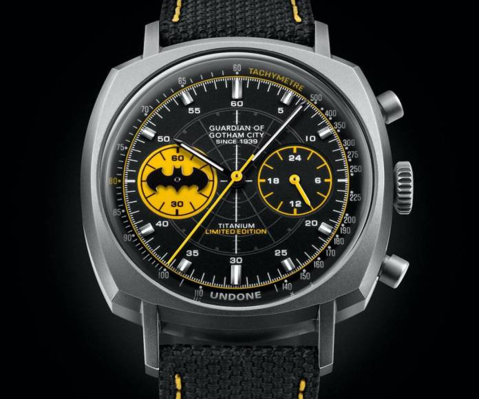 UNDONE Batman Launch 80th Anniversary Long Live The Bat Watch Collection 5