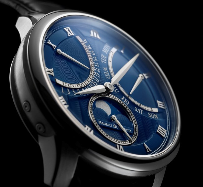 5. Masterpiece Moonphase Retrograde