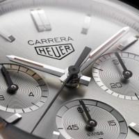 TAG Heuer Carrera 160 Years Silver Limited Edition ฉลอง 160 ปีการก่อตั้งแบรนด์