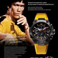 Casio G-Shock x Bruce Lee ฉลองวันเกิดครบ 80 ปี