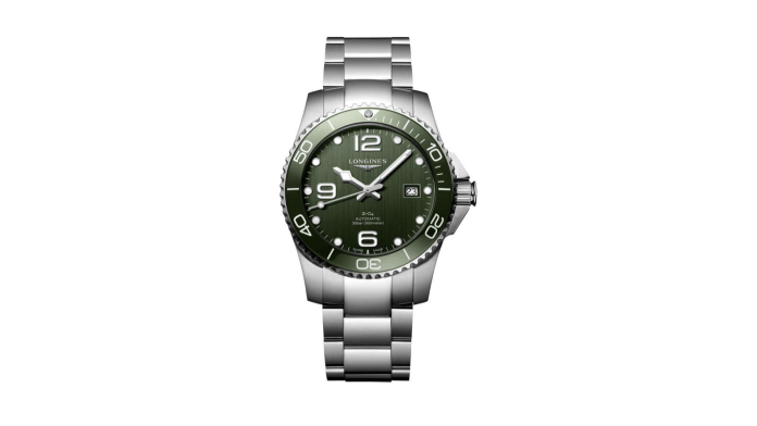 Longines Hydroconquest Green Dial