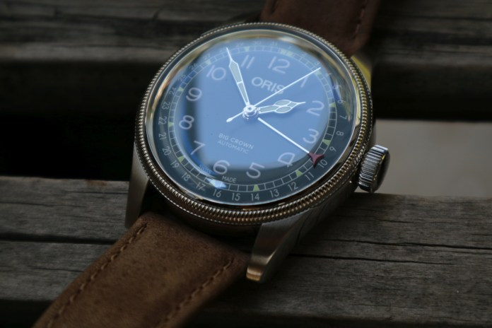 Oris Big Crown Pointer Date 7
