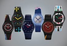 SWATCH x James Bond
