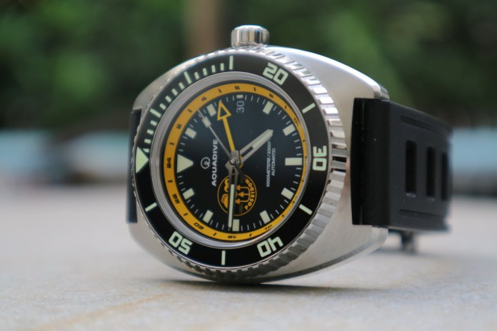 Aquadive Poseidon GMT 2