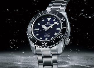 Grand Seiko Professional Diver's 600M SLGA001