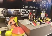 CASIO G-SHOCK GBD-H1000 GBD-100