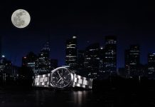 Orient Star New Mechanical Moon Phase