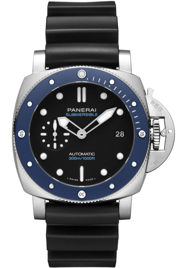 Panerai Submersible Azzurro 42MM Limited Edition