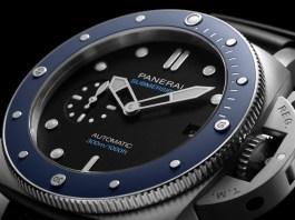 Panerai Submersible Azzurro 42MM Limited Edition