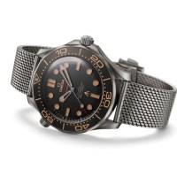 OMEGA Seamaster Diver 300M 007 Edition รับกระแสการเข้าฉาย No Time to Die