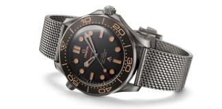 OMEGA Seamaster Diver 300M 007 Edition