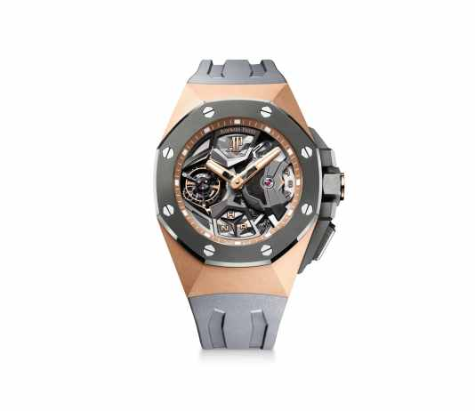 Audemars Piguet Royal oak Concept Flying Rourbillon GMT