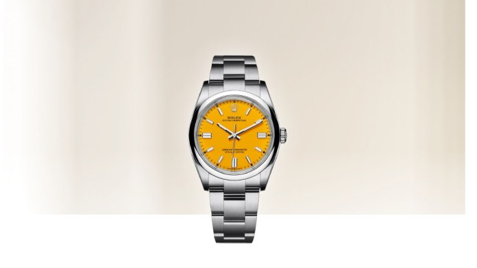 Rolex Oyster Perpetual 36 8