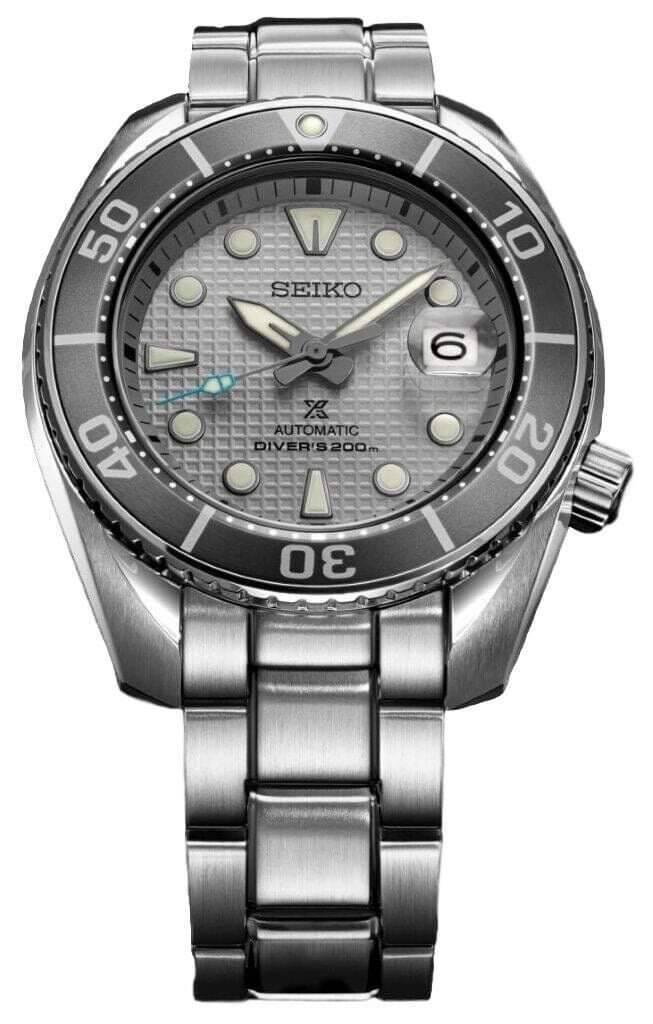 Seiko Prospex Sumo Ice Diver Collection 3 4