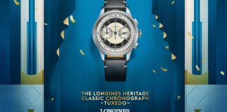 Longines Heritage Classic – Tuxedo