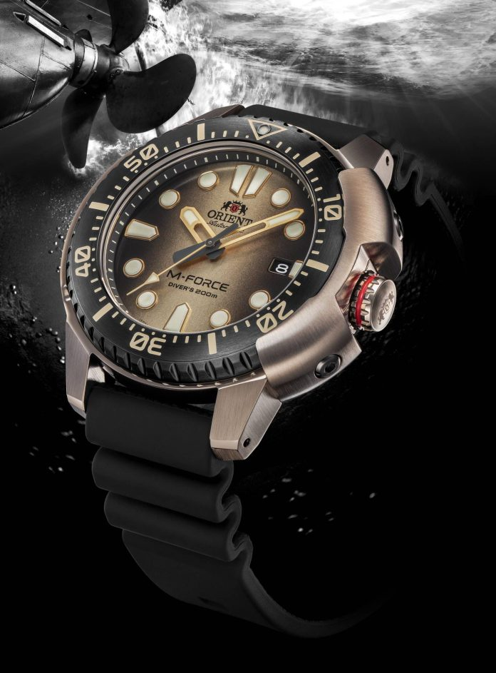 Orient M FORCE Sports 0026 AC0L05G AD scaled