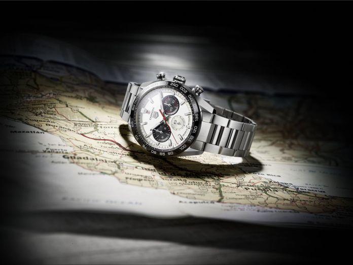 Tag Heuer Carrera Sport Chronograph 'Dato45'