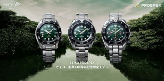 Seiko Prospex 140th