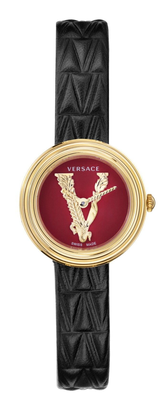 Versace Virtus Mini Duo VET300321 Gold Black scaled
