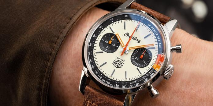 Breitling Top Time Deus
