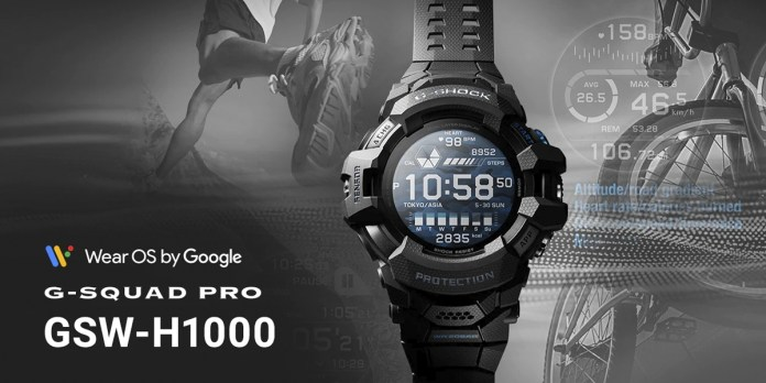 Casio G-Shock GSW-H1000