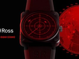 Bell and Ross BR03-92 Red Radar
