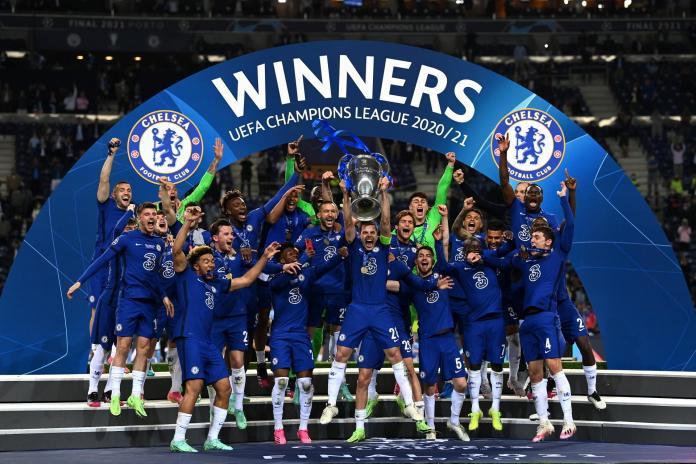 Hublot Chelsea UEFA Champion League