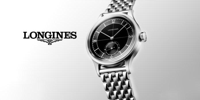 Longines เพิ่มทางเลือกใหม่ให้กับนาฬิการุ่น Heritage Classic Sector Dial