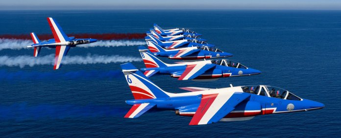 Bell and Ross 03-94 Patrouille de France