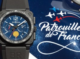 Bell and Ross BR 03-94 Patrouille de France