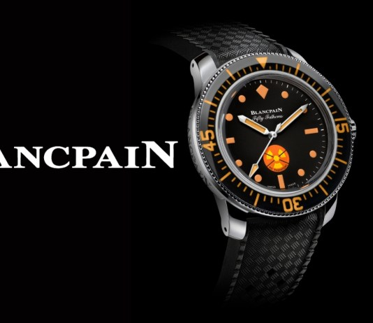 Blancpain Tribute to Fifty Fathoms No Rad for Only Watch