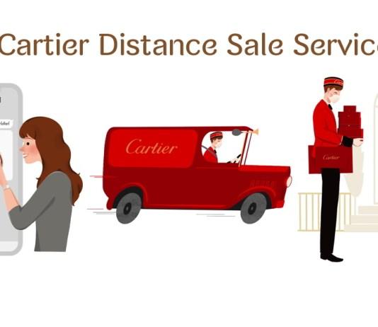 Cartier Distance Sale Service