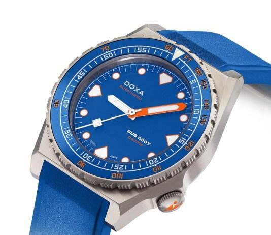 Doxa Sub 600T Pacific Watch