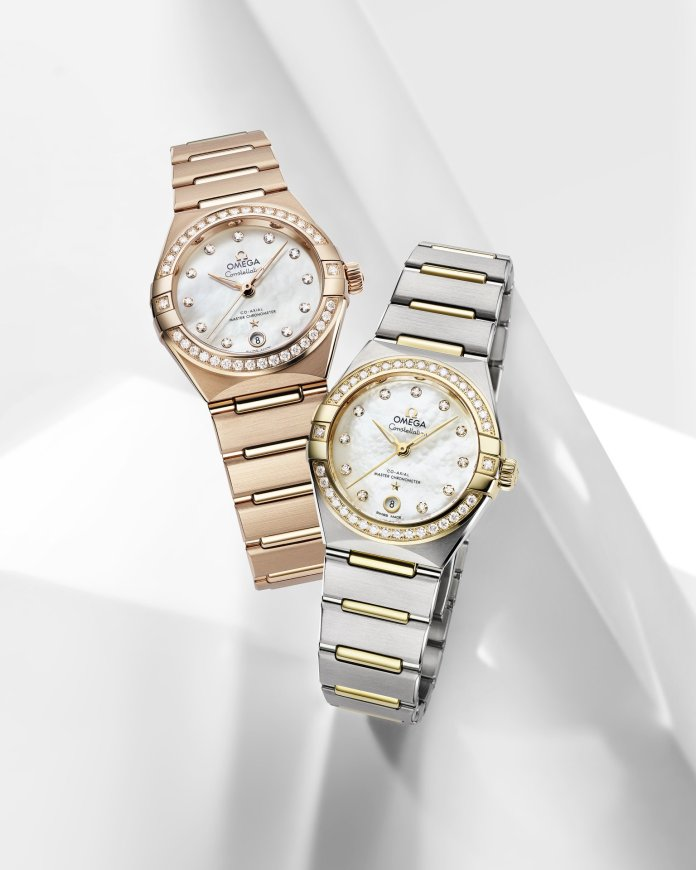 OMEGA Constellation Mother Day