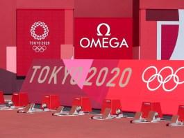 Omega Olympic 2020